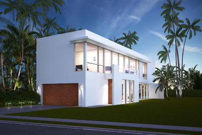 Delray Beach Residential Lots & Land For Sale: 713 Lake Avenue
