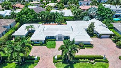 Boca Raton Single Family Home For Sale: 2323 Areca Palm Road