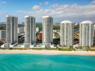 Miami-Dade County Condo For Sale: 16001 Collins Avenue #4101