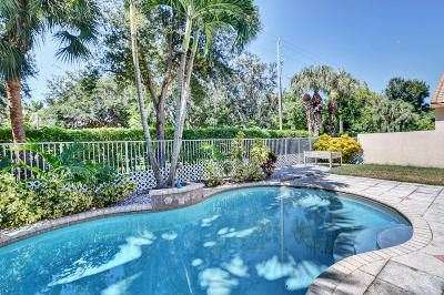 Delray Beach Single Family Home For Sale: 4762 S Classical Boulevard