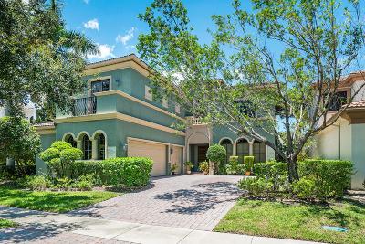 Boca Raton Single Family Home For Sale: 17848 Villa Club Way