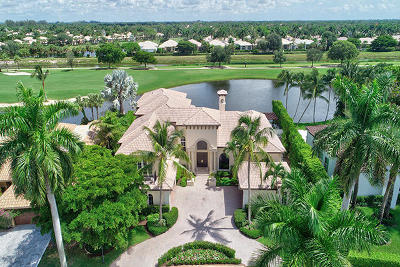 Boca Raton Single Family Home For Sale: 17104 Northway Circle
