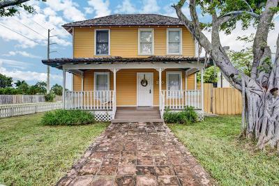 Boca Raton Single Family Home For Sale: 290 SW 2nd Avenue