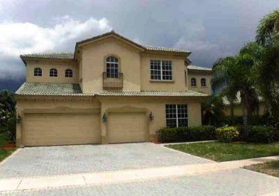 Royal Palm Beach Single Family Home For Auction: 2616 Arbor Lane