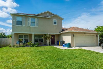 Delray Beach Single Family Home Contingent: 5116 Sunrise Boulevard