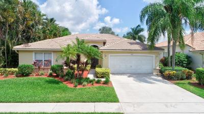 Lake Worth Single Family Home For Sale: 6302 Old Medinah Circle
