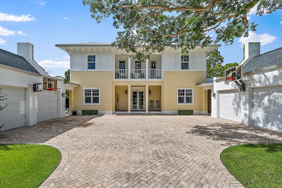 Single Family Home For Sale: 5678 Pennock Point Road