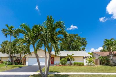 Davie Single Family Home For Sale: 4741 SW 57th Terrace