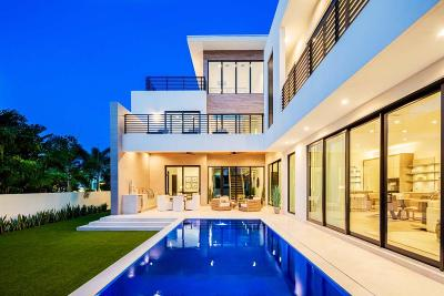 Broward County, Palm Beach County Single Family Home For Sale: 202 Venetian Drive