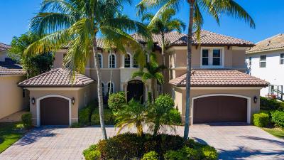 Boca Raton Single Family Home For Sale: 17621 Circle Pond Court