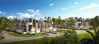 Delray Beach Residential Lots & Land For Sale: 912-914 Palm Trail