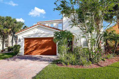 Royal Palm Beach Single Family Home For Sale: 2391 Bellarosa Circle