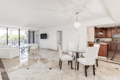 Palm Beach Condo For Sale: 3250 S Ocean Boulevard #107 S