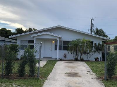 Delray Beach Single Family Home For Sale: 214 NW 7th Avenue