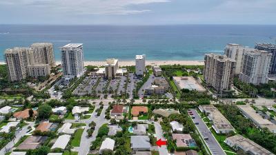 Singer Island Single Family Home For Sale: 1270 Singer Drive