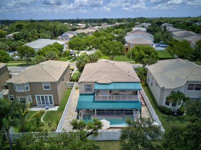 Royal Palm Beach Single Family Home For Sale: 2503 Glendale Drive