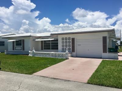 Tamarac Single Family Home For Sale: 5721 NW 81st Terrace
