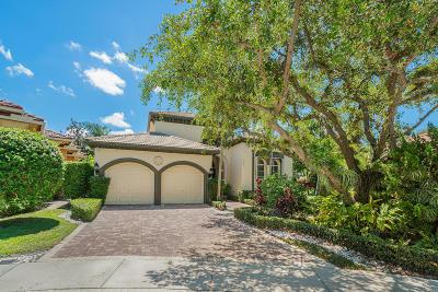 Boca Raton Single Family Home For Sale: 17881 Villa Club Way