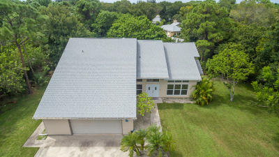 Fort Pierce Single Family Home For Sale: 4801 Silver Oak Drive