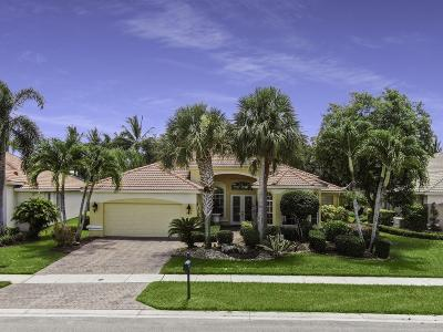 Lake Worth Single Family Home For Sale: 6914 Milani Street