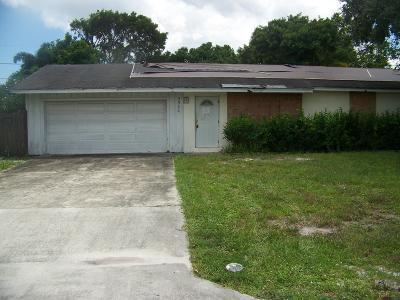 Broward County, Palm Beach County Single Family Home For Sale: 3344 Gondolier Way