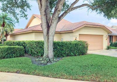 Jupiter Single Family Home Contingent: 167 Sand Pine Drive