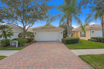 Hobe Sound Single Family Home For Sale: 8573 SE Retreat Drive