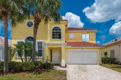 West Palm Beach Single Family Home For Sale: 3112 El Camino Real