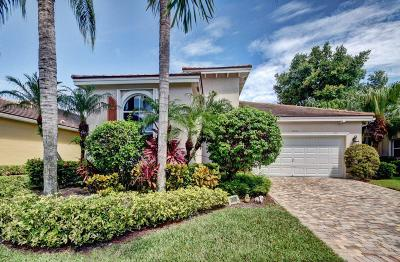 Lake Worth Single Family Home For Sale: 4231 Imperial Isle Drive