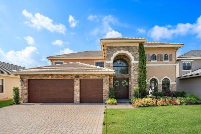 Boynton Beach Single Family Home For Sale: 9354 Equus Circle
