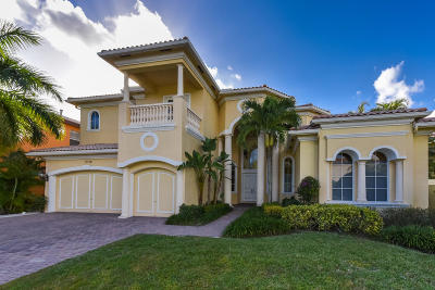 Boca Raton Single Family Home For Sale: 17558 Circle Pond Court