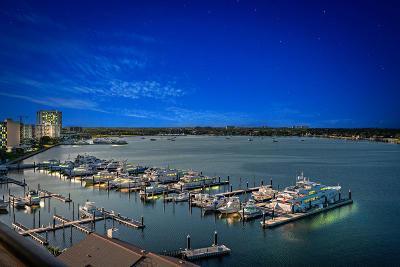 North Palm Beach Condo For Sale: 100 Lakeshore Drive #952