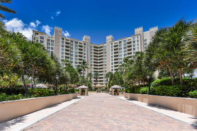 Highland Beach Condo For Sale: 3720 S Ocean Boulevard #404