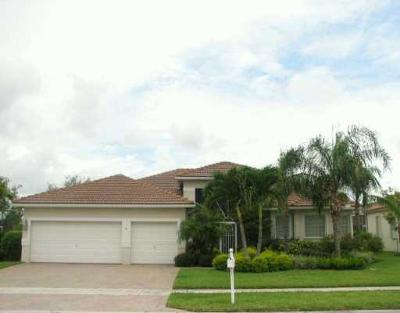 Boynton Beach Single Family Home For Sale: 7481 Brunswick Circle