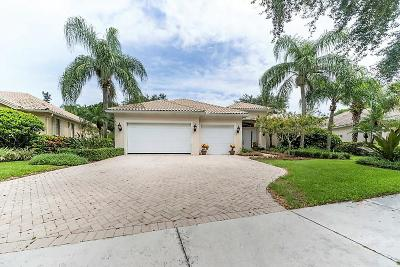 West Palm Beach Single Family Home For Sale: 1778 Flagler Manor Circle