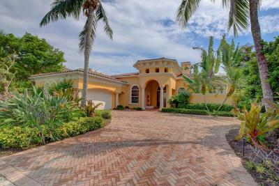 Palm Beach Gardens Single Family Home For Sale: 116 Via Quantera