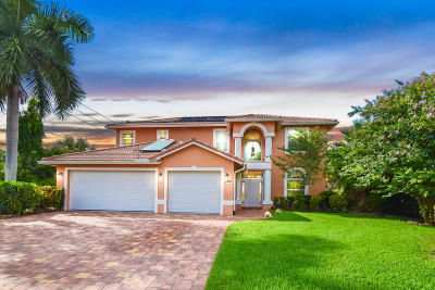 Hobe Sound Single Family Home For Sale: 8401 SE Royal Street