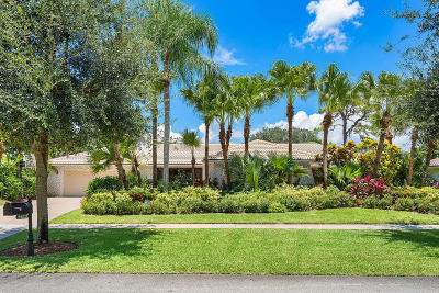 Boca Raton Single Family Home For Sale: 7133 Encina Lane