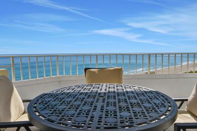Boca Raton Condo For Sale: 500 S Ocean Boulevard #808
