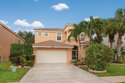 Royal Palm Beach Single Family Home For Sale: 2456 Westmont Place