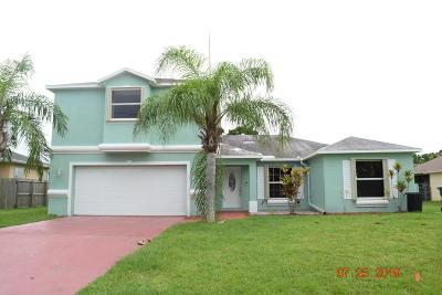 Torino Single Family Home For Sale: 5844 NW Bates Avenue