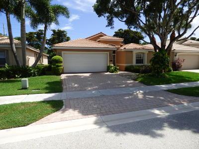 Delray Beach Single Family Home For Sale: 6524 Via Trento