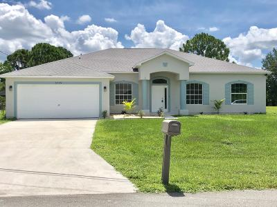 Torino Single Family Home For Sale: 5715 NW Cullom Court