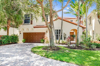 Palm Beach Gardens Single Family Home For Sale: 856 Madison Court