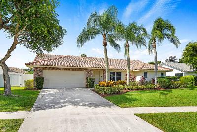Boca Raton Single Family Home For Sale: 22433 Ensenada Way