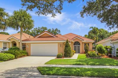 Jupiter Single Family Home For Sale: 154 S Hampton Drive