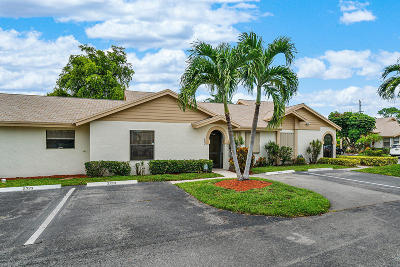 Delray Beach Single Family Home For Sale: 2333 NW 13th Court