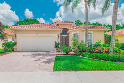 St Lucie County Single Family Home For Sale: 410 NW Sunview Way