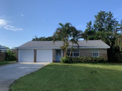 Tequesta Single Family Home For Sale: 4242 Mark Street
