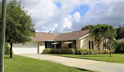 St Lucie County Single Family Home For Sale: 5707 Eagle Drive